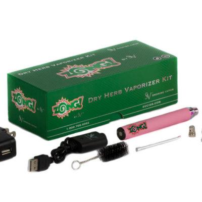 ZONG! Dry Herb Vaporizer Kit – Pink